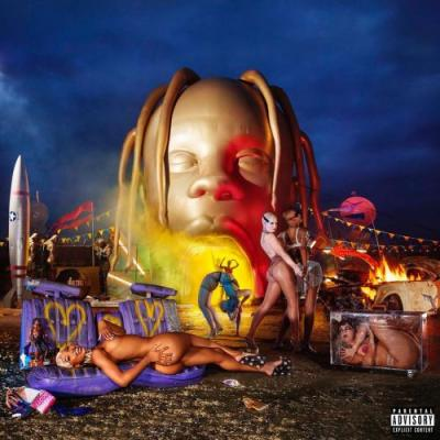 Stream Travis Scott's New Album Astroworld