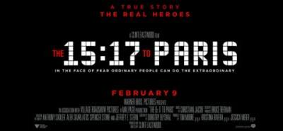 The 15:17 to Paris Movie Trailer