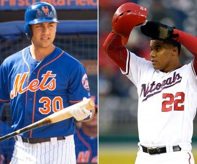Mets-Nationals projected Opening Day lineups