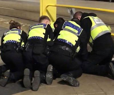 Manchester police treating New Year's Eve stabbing spree as terrorist attack