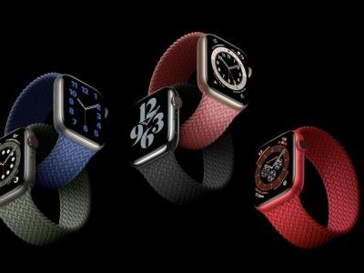 Apple Watch Series 6 Features U1 Chip for Ultra Wideband