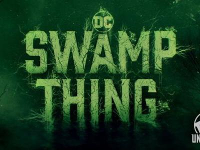 First Look at Swamp Thing Revealed!
