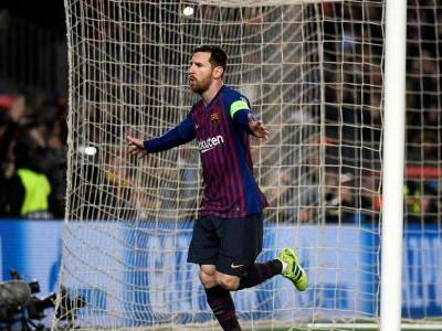 Weekend numbers: Lionel Messi's world, last-minute Liverpool
