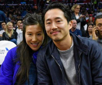 Steven Yeun and Joana Pak expecting baby No. 2