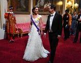 Kate Middleton and Prince William Make a Dazzling Appearance at the Queen's State Banquet