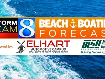 Beach and Boating forecast: July 22, 2021