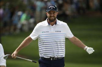 Leishman shoots 61 in debut of new course at Byron Nelson