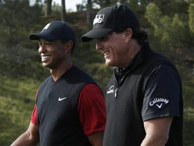 Lights out for Tiger Woods as Phil Mickelson wins $9-million showdown in playoff