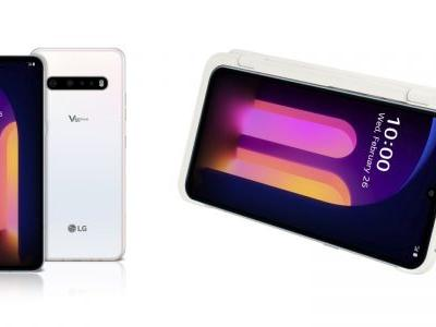LG V60 ThinQ 5G hands-on roundup: Iterative improvements, not 'wow factor'