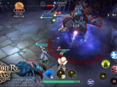 'Summoners War: Chronicles' is a New Mobile MMORPG Launching in the Second Half of 2020