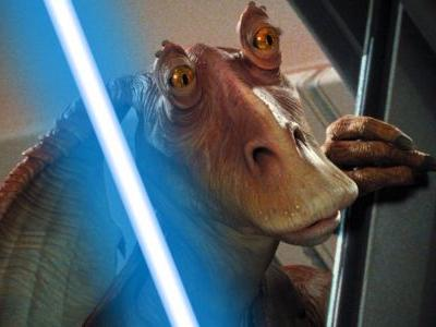 Star Wars Officially Makes Jar Jar Binks a War HERO