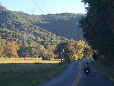 Take A Motorcycle Ride In The Bluegrass State