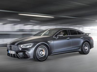 Mercedes-AMG GT 4-Door Coupe 63 S Edition 1 Revealed