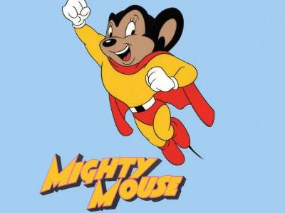 Mighty Mouse Movie Coming, Hires Meg Writers