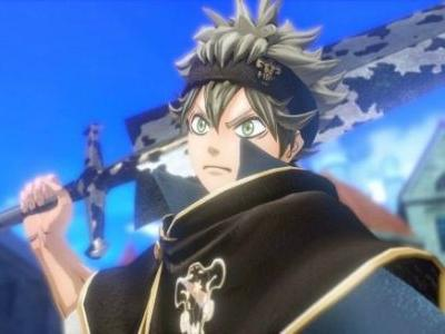 Get Hyped for Black Clover: Quartet Knights With a Launch Trailer