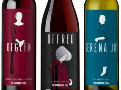 Handmaid's Tale Wine, The Worst Idea That Ever Happened, Pulled After Just One Day