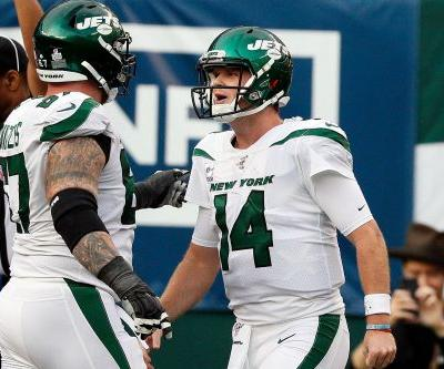 Jets' offensive line shakeup coming with Brian Winters' season in doubt