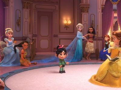 Why Princess Leia Isn't In Wreck-It Ralph 2's Disney Princess Scene