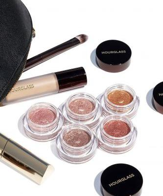 Hourglass Scattered Light Glitter Eyeshadow Review + Swatches