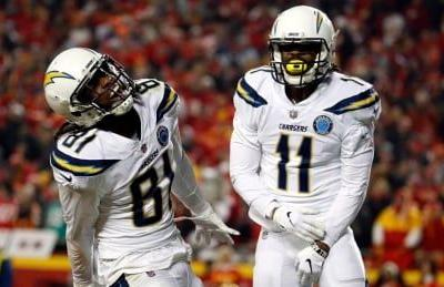 Chargers shock Chiefs with wild comeback to clinch playoff berth