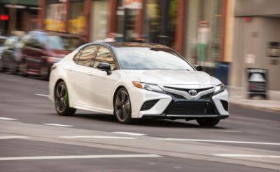 2018 Toyota Camry Driven: It's Ready to Party-Really