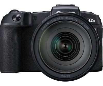 Canon EOS RP official: What's this new full-frame mirrorless camera all about?
