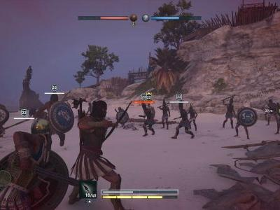 Assassin's Creed Odyssey - Mercenaries Weakness and Strengths , And Conquests