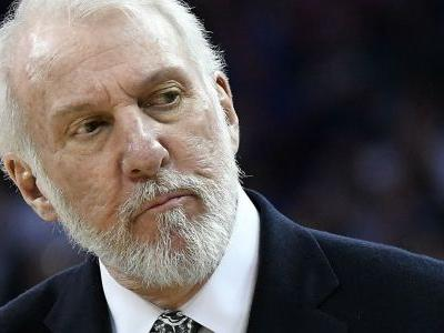 Spurs coach Gregg Popovich to miss Game 3 after wife dies