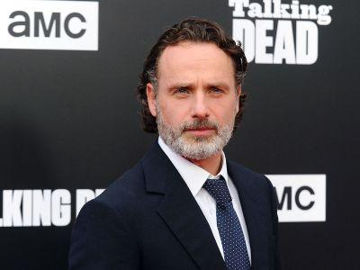 Andrew Lincoln Really Wants TWD Fans To Hang In There