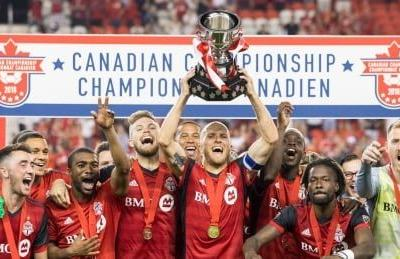 TFC hammers Whitecaps to win 3rd consecutive Canadian Championship