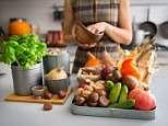 A low-fat diet with plenty of fruits and vegetables could protect women against breast cancer