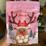 Trader Joe's Has Peppermint Bark Popcorn Coated in White Chocolate AND Salted Caramel