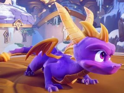 E3: Spyro Reignited Trilogy Coming This September