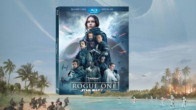 The Star Wars Story Comes Home: Rogue One Blu-ray, DVD and Digital HD Details!