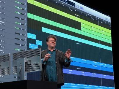 Logic Pro X in harmony with the new Mac Pro thanks to huge update