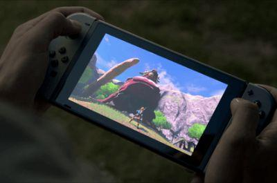 Nintendo partners with Immersion to bring TouchSense technology to the Switch