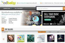 CD Baby is Back Online After Glitchy Weekend