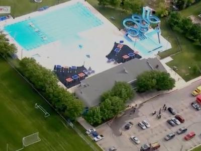 Police: About 50 people sickened in 'freak accident' involving chlorine gas at pool