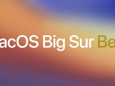 Apple Seeds First Public Beta of macOS Big Sur to Public Beta Testers
