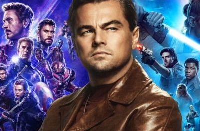Tarantino Believes He's at War with Star Wars, Marvel and