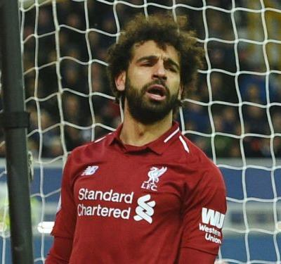 Sloppy Salah sums up wasteful Liverpool as Reds hand Premier League advantage to Manchester City