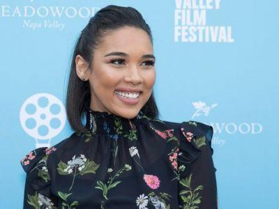 Alexandra Shipp Joins Adam Devine in Upcoming Comedy Lexi