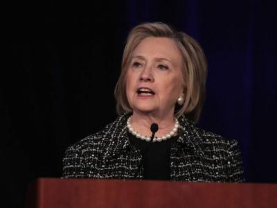 Hillary Clinton Responds to Report Comey Conducted FBI Business via Gmail: 'But My Emails'