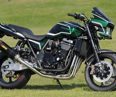Kawasaki ZRX 1200 DAEG by Active