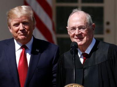 Trump's private meeting with Anthony Kennedy reportedly helped him focus on Brett Kavanaugh as a replacement