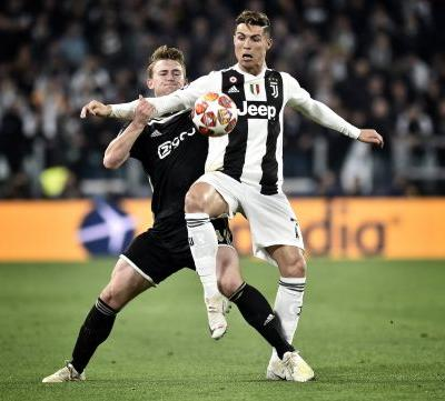 Cristiano Ronaldo jokes that he brought the $95 million teenager Matthijs de Ligt to Juventus but it's really because of 3 other wildly influential people