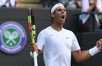 Wimbledon 2019: Rafa Nadal breezes past Sam Querrey to set up semi-final showdown with Roger Federer