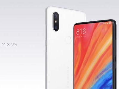 Xiaomi Mi Mix 2S might not make it to India, but there's still hope for Mi A2