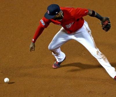 Red Sox in 1-0 hole because of too many unforced errors