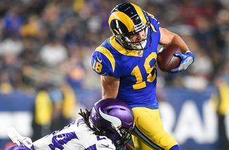 Rams receiver Cooper Kupp, Chargers linebacker Denzel Perryman out for season